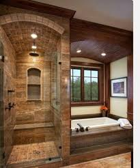 Shower Designs Without Doors Glamorous Shower Designs Without Doors With Wooden Ceiling And