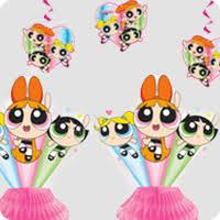Powerpuff Girls Decorations Powerpuff Girls Party Supplies Birthday In A Box