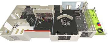 fitness floor plan fitness facility design and layout advanced exercise