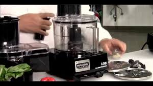 Nisbets by Waring Food Processor Demo From Nisbets Cd666 Youtube