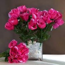 wholesale wedding flowers 252 silk buds roses wedding flowers bouquets wholesale supply for