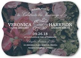 wedding invitations shutterfly a match 5x7 wedding invitation cards shutterfly