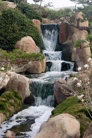 Beautiful Backyards Best 25 Backyard Waterfalls Ideas On Pinterest Garden Waterfall