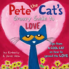 pete the cat s groovy guide to pete the cat books