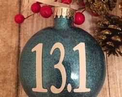 marathon ornament marathon ornament marathon christmas gift