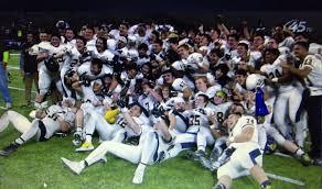 target eden prairie black friday crowds prep bowl totino grace captures state championship over eden