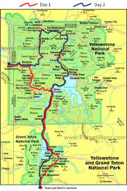 grand national park map 25 best yellowstone map ideas on yellowstone national