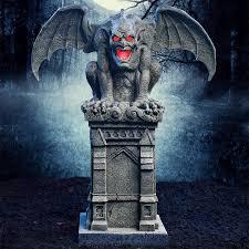 spirit halloween gargoyle halloween 3ft 7