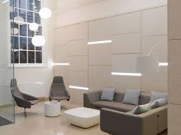 Stone Wall Tiles For Living Room Natural Stone Wall And Floor Coverings In A Office A Reception