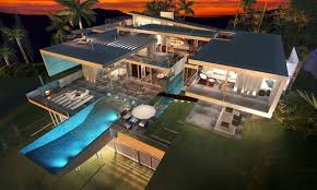 modern mansions ultra modern villa spain luxury homes mansions for sale