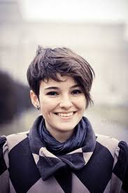 8 best long pixie images on pinterest hairstyles short hair and