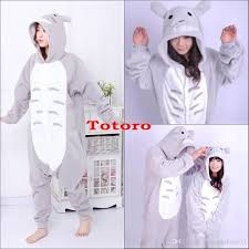 halloween animal costumes for adults totoro animal costumes kigurumi pajamas cosplay halloween long