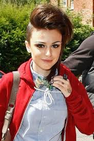 hairstyles for surgery undercut with lots of volume coz life d pinterest
