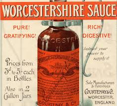 history and origin of worcestershire sauce