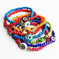 evil eye beaded bracelet images 49 best evil eye art images evil eye art greek jpg