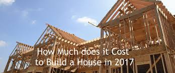 build new house cost how much does it cost to build a house in 2018 buy vs build