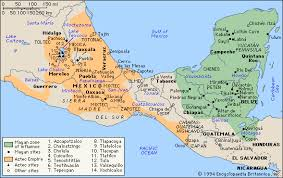 mayan empire map civilization crystalinks