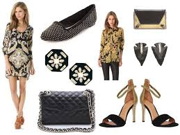 black and gold emily duquesnay closet consulting