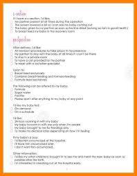 7 birthing plan template emt resume