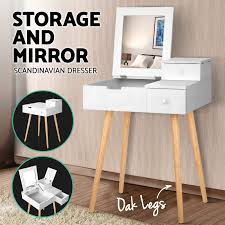 Home Decor Shops Adelaide Mirrored Makeup Storage Mirrored Makeup Storage Home Decor Ideas 4833