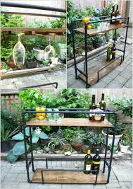 Build Outdoor Bar Table by 10 Cool Diy Outdoor Bar Ideas For Summer