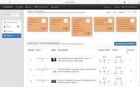 social media publishing software tool socialhub