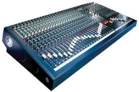 Sound Desk Audiocrew Sound Equipment Hire Mixing Desk Hire