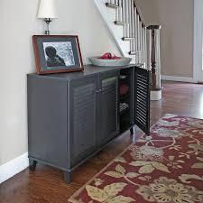 amazon com baxton studio warren shoe storage cabinet espresso