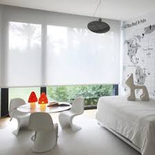 bandalux roller shades are an ideal window covering for children u0027s