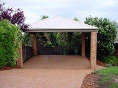 Carport With Storage Plans Giselle Carport Plan With Storage From Houseplansandmore Com For