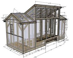 Free DIY Tiny House Plans To Help You Live The Small  Happy Life - Tiny home designs