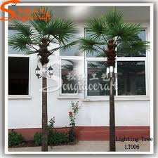 palm tree solar lights outdoor artificial palm trees with solar lights outdoor artificial