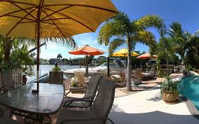 l shades ft myers fl manatee bay inn water front bed and breakfast ft myers beach fl