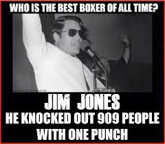 Old Boxer Meme - i didn t know jim jones was a boxer imgur