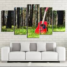 Guitar Home Decor Online Get Cheap Framed Guitar Art Aliexpress Com Alibaba Group