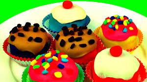 play doh cupcakes dessert surprise eggs sweets u0026 treats hello