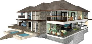 Home Design 3d Examples by Best Futuristic Architect Home Design 3d 12161