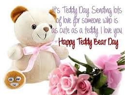day wishes 1001 teddy day wishes messages sms quotes images
