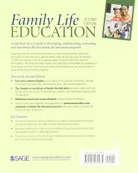 buy family life education principles and practices for effective