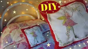 cucire un cuscino tutorial come cucire un cuscino per le feste diy how to create