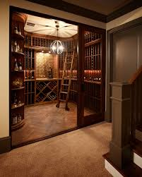in floor wine cellar wining in style in home wine cellars case design remodeling