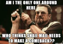 Mail Meme - who s with me meme on imgur
