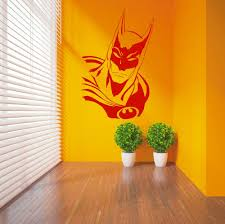 online shop batman knight superhero decal kids room home decor