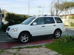 upgrading tires and tire size honda pilot honda pilot forums