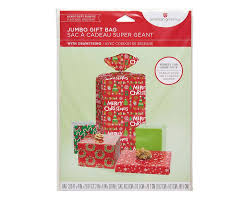 jumbo icons plastic gift bag american greetings