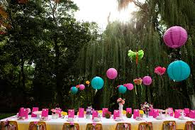 outdoor party decorations birthday party decoration outdoor