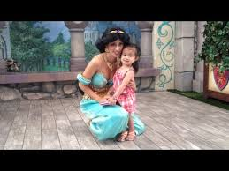 princess jasmine princess fantasy fair disneyland