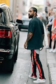 all the best street style from paris men u0027s fashion week gq