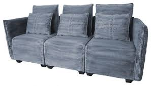 Denim Sofa And Loveseat by Cool Denim Sofas For Unique And Gorgeous Home Look Best Sofas