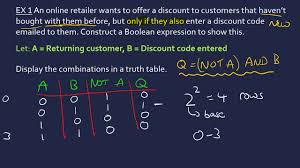 truth table validity generator truth table and logic gate exles youtube